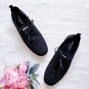 Sperry Rio Aqua Slip On Sneaker in Black